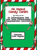 Informational Text: All About Candy Canes (Common Core Aligned)