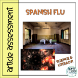 Spanish Flu Informational Text Analysis - Distance Learning