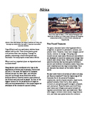 Informational Text - Ancient Africa (No Prep)