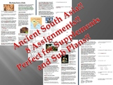 Informational Reading Text - Ancient South Asia Bundle (No Prep/Sub Plans)