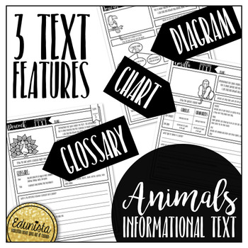 Informational Text: Animals #summer2018 Sale