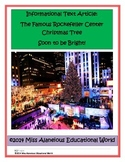 Informational Text Article: The Famous Rockefeller Center