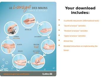 Informational Text - Beginning/Intermediate French