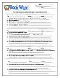 Informational Text Book Walk Classroom Library