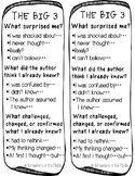 Informational Text Bookmark