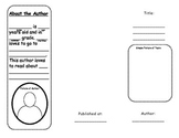 Informational Text Brochure: Graphic Organizer