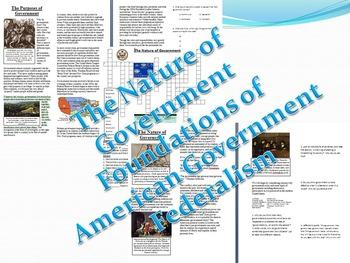 Informational Text - Building the US Gov Super Bundle 14 Articles (No Prep)