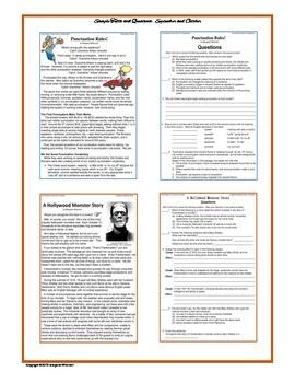 Informational Text  Bundle Seasonal and Holidays