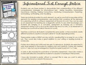 Informational Text Bundle