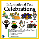 Informational Text - Celebrations