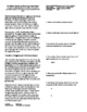 Informational Reading Text - Civil Liberties and Rights (N