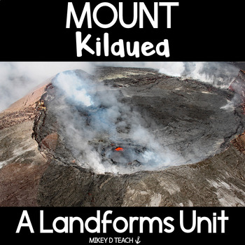 Informational Text Close Read: Mount Kilauea