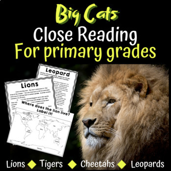 Informational Text Close Reading-Comprehension, Critical Thinking and More!