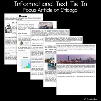 Informational Text - Compare and Contrast