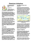 Informational Text - Early Middle East: Phoenicians (No Prep)