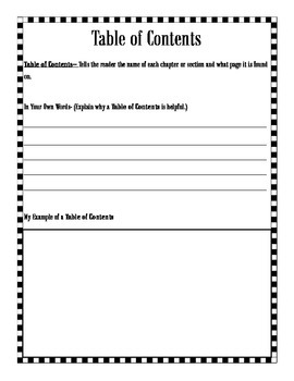 Informational Text Features Notebooks- Engagement Activity Included!