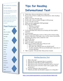 Informational Text Guide