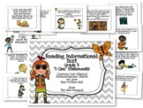 """Informational Text """"I Can"""" Statement Posters {Grade 3 CCSS"""