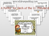 """Informational Text """"I Can"""" Statement Posters {Grade 4 CCSS"""