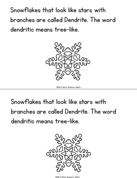 January Printable Books for New Year's|Martin Luther King Jr.|Snowflakes