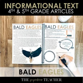 Informational Text Journal: BALD EAGLES
