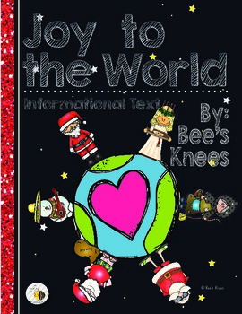 Informational Text: Christmas Around The World | Reading Comprehension Passages