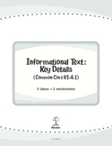 Informational Text: Key Details (Common Core RI.4.1)