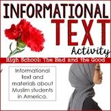 Informational Text Lesson #1 - EMERGENCY SUB PLAN SAVER!!!