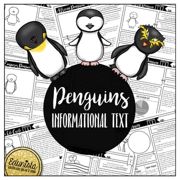 Informational Text: Penguins