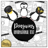 Informational Text: Penguins | Reading Comprehension Passages and Questions