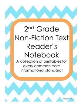 Informational Text Reader's Notebook