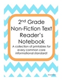 Informational Text Reader's Notebook