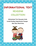 Informational Text Reading Comprehension Support