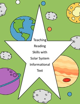 Informational Text Reading Strategies with Space