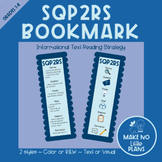 Informational Text Reading Strategy ** SQP2RS ** Bookmark