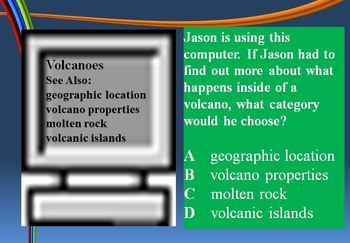 Informational Text/ Research Test Prep PowerPoint Practice