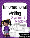 Informational Text / Research Writing Paper