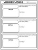 Informational Text Resources - Informational Text Response - Text Structures