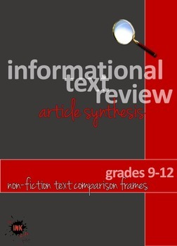 Informational Text Review and Article Synthesis