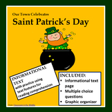 Informational Text - Saint Patrick's Day