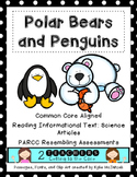 PARCC like Assessment: Polar Bears and Penguins