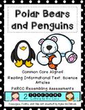 PARCC like Assessment: Polar Bears and Penguins