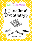 Informational Text Strategy