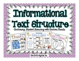 Informational Text Structures: Anchoring Student Learning with Anchor Charts!