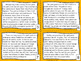 Informational Text Structures Task Cards RI 3.8