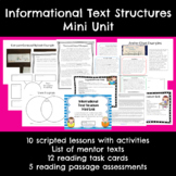 Informational Text Structures Unit