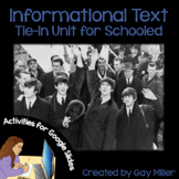 Informational Text – Teaching Drawing Conclusions and Maki