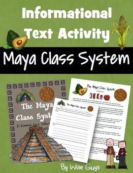 Maya Informational Text Activity