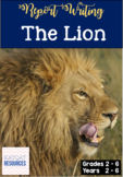 Informational Text - The Lion