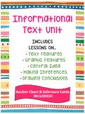 Informational Text Unit
